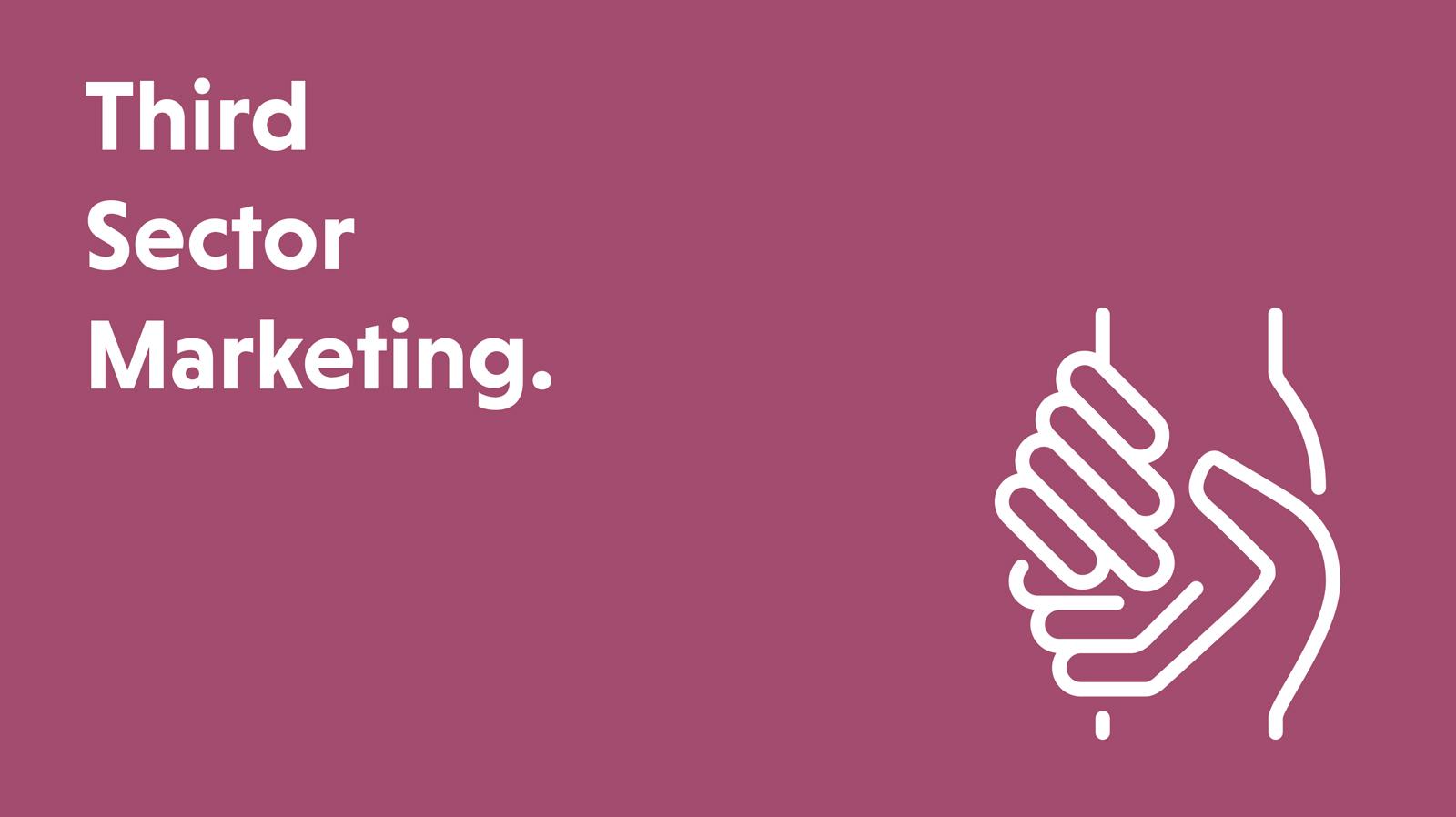 Strive Digital Glasgow UK Blog Cover for Third Sector Marketing