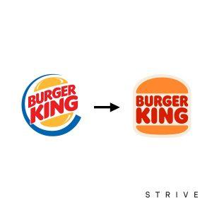 Burger King Re brand Logo